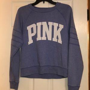 Victoria Secret PINK Lavender Sweatshirt!